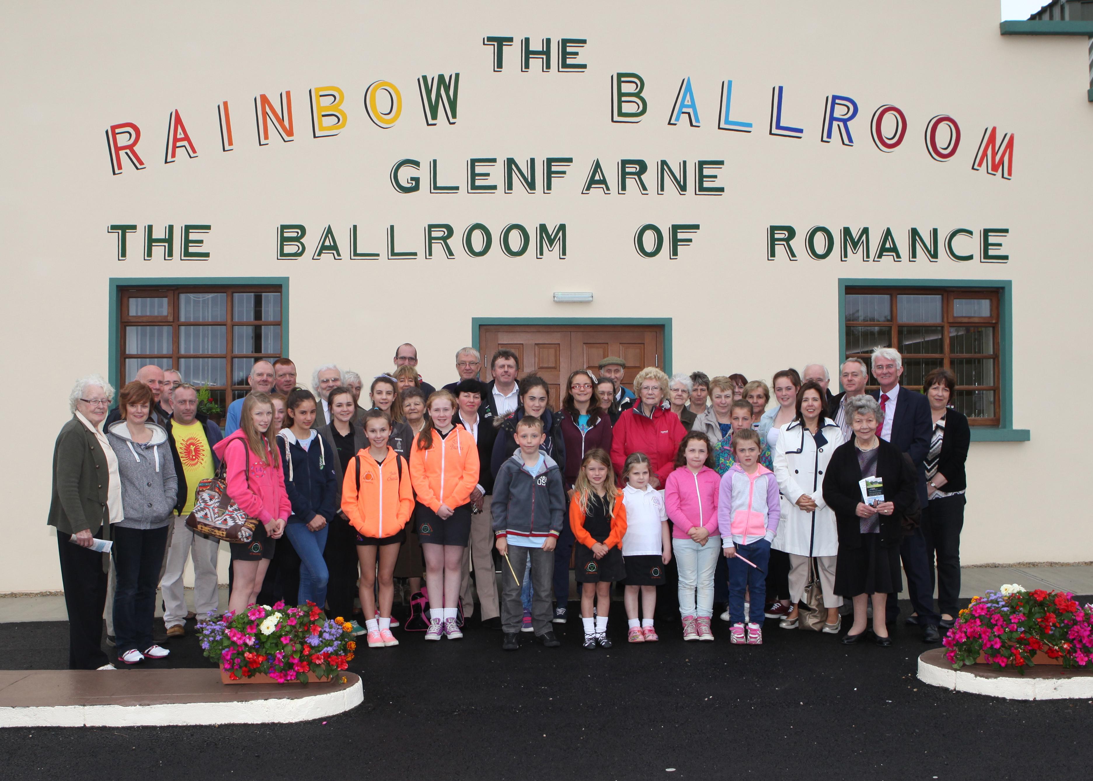 Glenfarne Ballroom of Romance