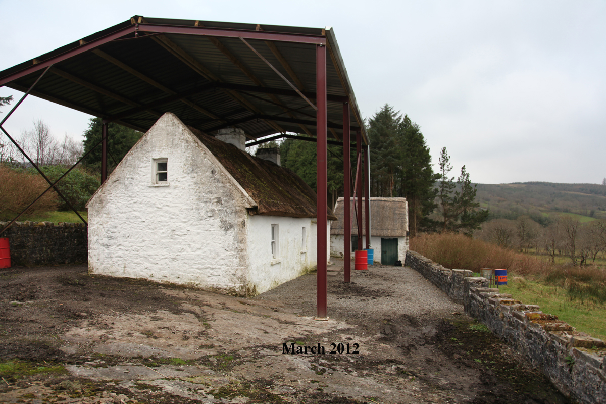 March 2012 Restoration