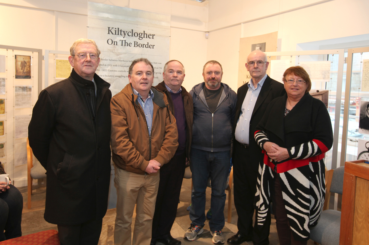 Dermot Beglane,Seamus Shanley,Michael Shanley,Mick Blake,Padraig Mc Sharry,Maureen Cullen