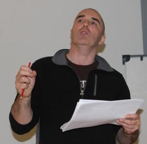 Dr Gerard McAtasney
