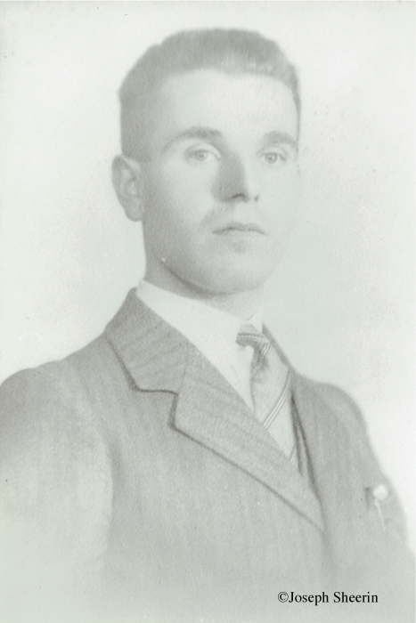 Terence MacDermott (Terry)