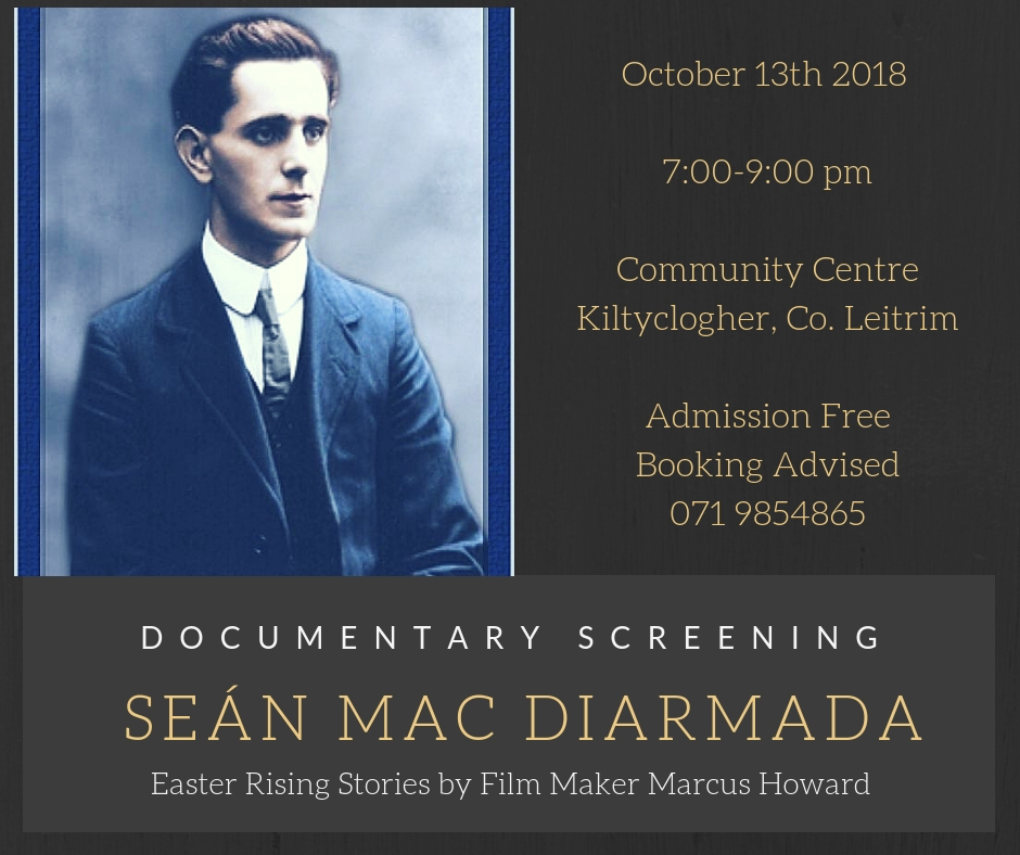 Sean MacDiarmada Documentary